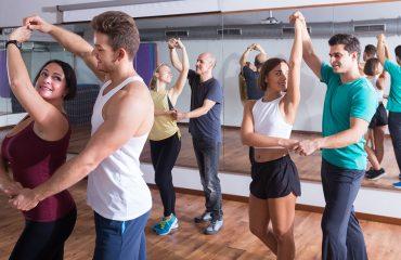 bachata workout