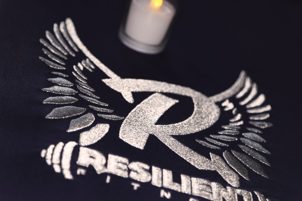 Resilient Fitness t-shirt