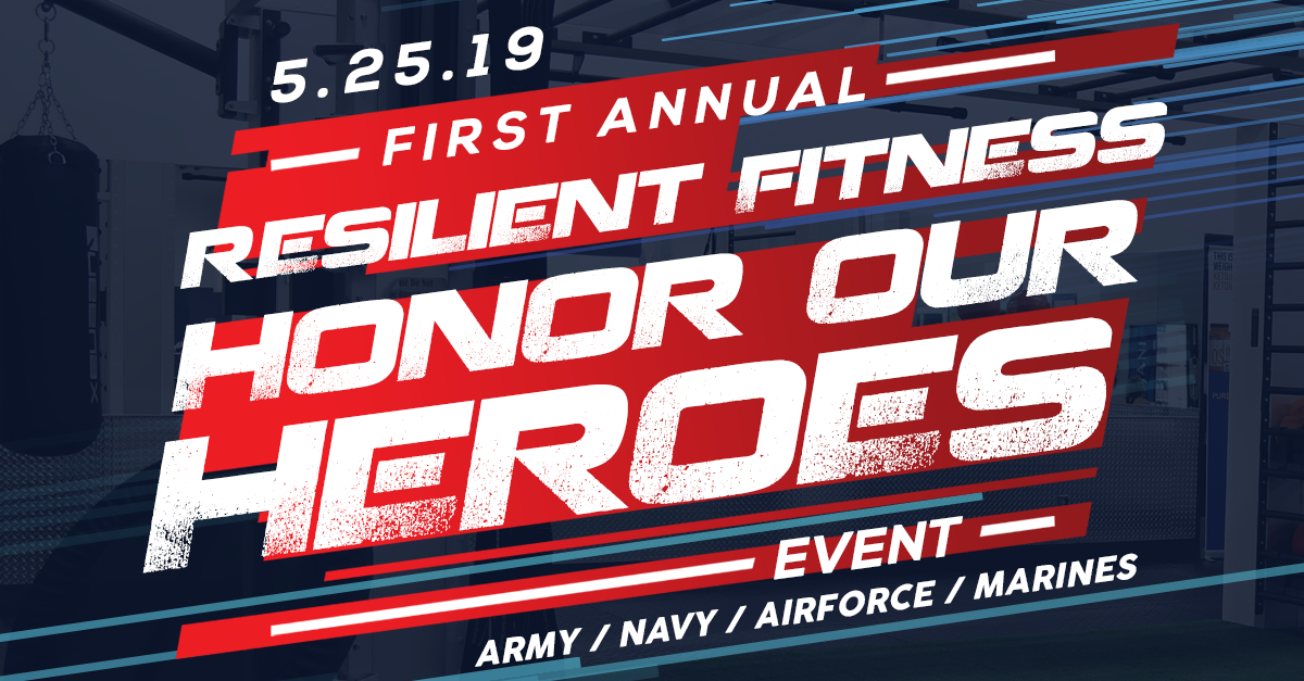 Memorial Day Event: Honor Our Heroes