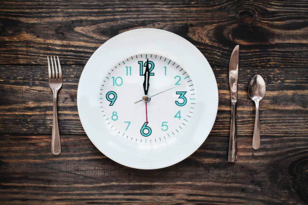 Using intermittent fasting to lose weight