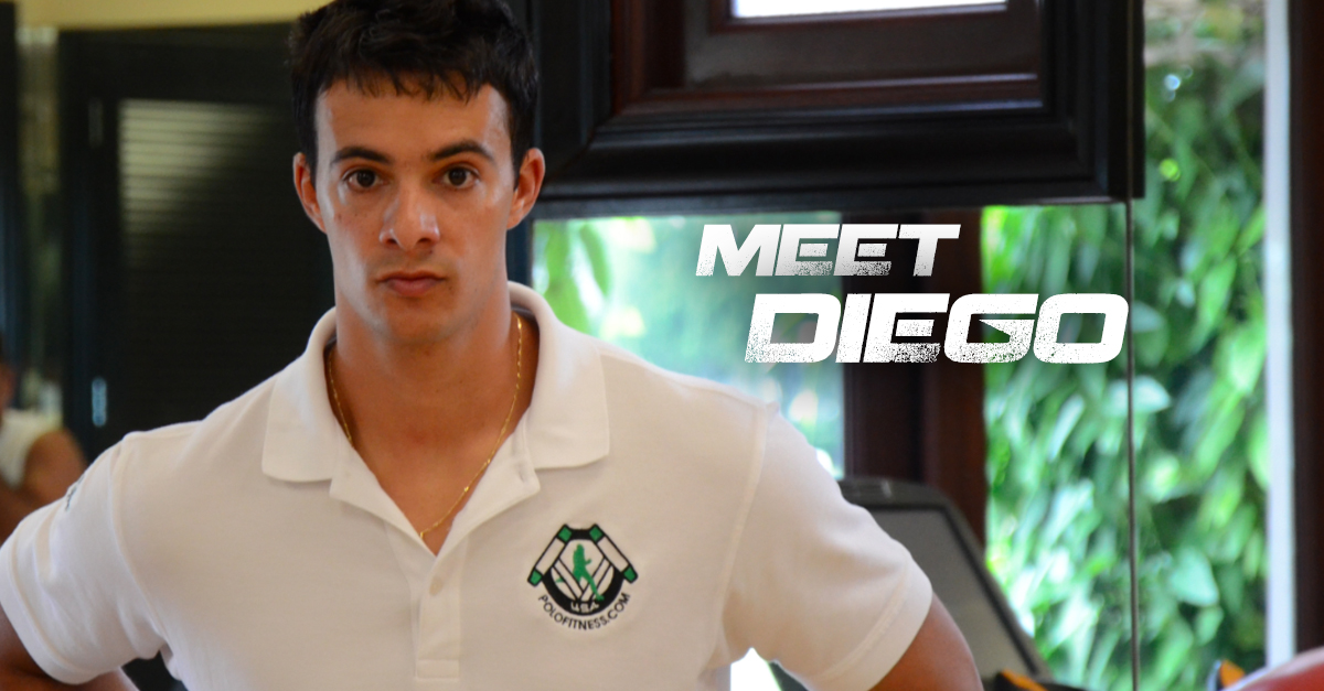 Meet Diego: An Equestrian Fitness Trainer Since 2007