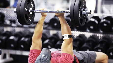 getting started with strength training