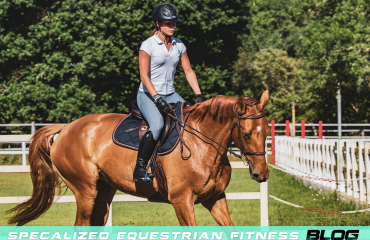 physical fitness for equestrian athletes